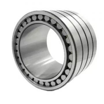 0.669 Inch | 17 Millimeter x 1.378 Inch | 35 Millimeter x 0.551 Inch | 14 Millimeter  INA 3003-B-2RZ-TVH-C3  Angular Contact Ball Bearings
